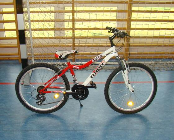 Szkoły Podstawowe – rower Misty Turbo  – koła 24″