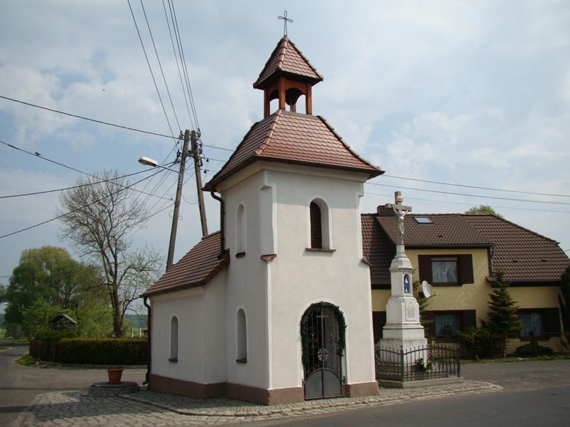 Kapliczka p.w. Św. Anny w Boryczy