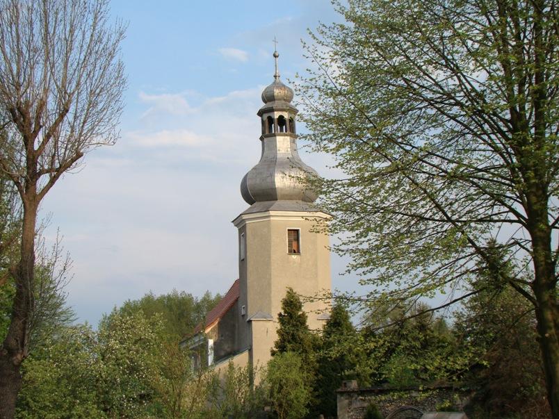 Kościół w Poznowicach