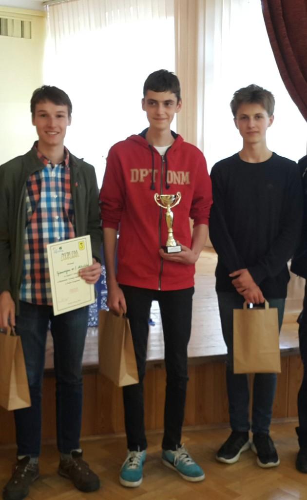Gimnazjum nr 1 w Mikołowie Drużuna BRD 2016